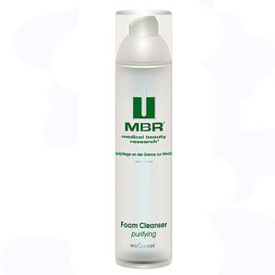 MBR BioChange® Foam Cleanser 100ml