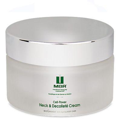 MBR BioChange® Cell-Power Neck & Decolleté Cream