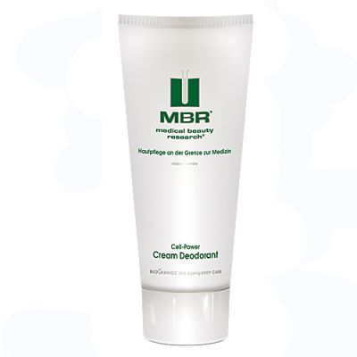 MBR BioChange® Cell-Power Cream Deodorant 50ml