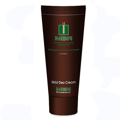 MBR Men Oleosome Mild Deo Cream 50ml