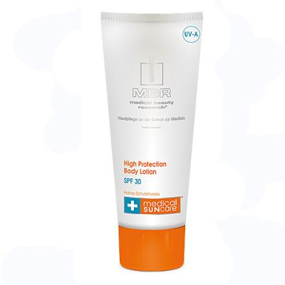 MBR medical SUN care® High Protection Body Lotion SPF 30 200ml