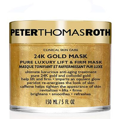 Peter Thomas Roth 24K Gold Pure Luxury Lift & Firm Mask 150ml
