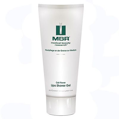 MBR BioChange® Cell-Power Lipo Shower Gel 200ml