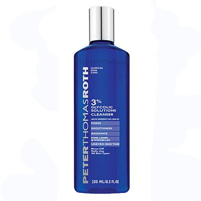 Peter Thomas Roth Glycolic 3% Solution Cleanser 250ml