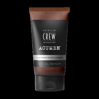 American Crew Acumen Clay Exfoliating Cleanser 150ml
