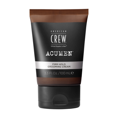 American Crew Acumen Firm Hold Grooming Cream 100ml