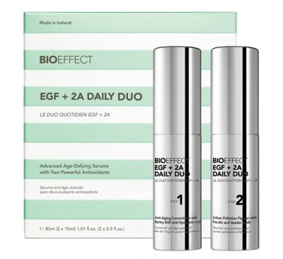 BioEffect EGF+2A DailyDuo 2x15ml