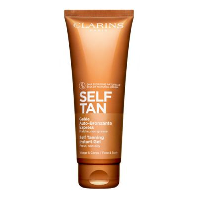 Clarins Self Tan Gelée Auto-Bronzante Express 125ml