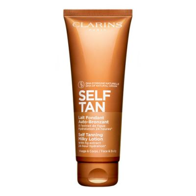 Clarins Self Tan Lait Fondant Auto-Bronzant 125ml