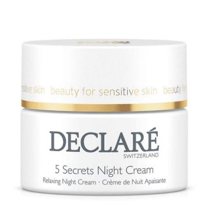 Declaré Stress Balance 5 Secrets Night Cream 50ml