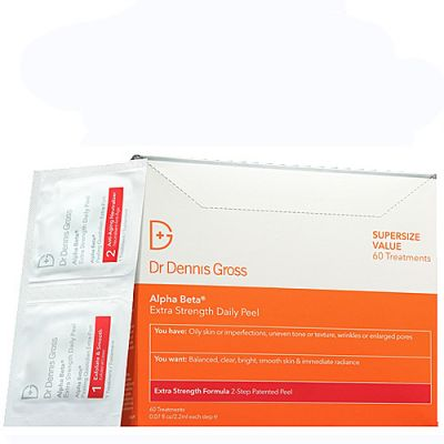 Dr. Dennis Gross Alpha Beta® Extra Strenght Daily Peel 60 Anwendungen