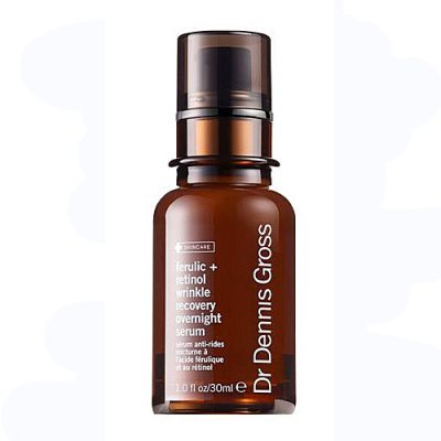 Dr. Dennis Gross Ferulic + Retinol Wrinkle Recovery Overnight Serum 30ml