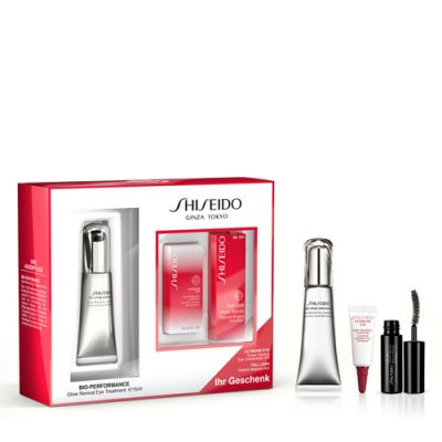 Shiseido Bio-Performance Glow Revival Eye Treatment Set 1 Stück