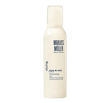 Marlies Möller Essential Style & Hold Strong Styling Foam 200ml