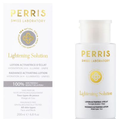 PERRIS Swiss Laboratory Lightening Solution Radiance Activating Lotion 200ml