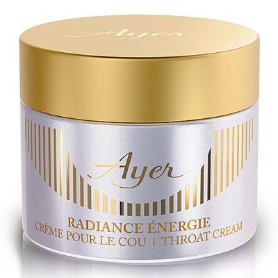 Ayer Radiance Énergie Throat Cream 50ml