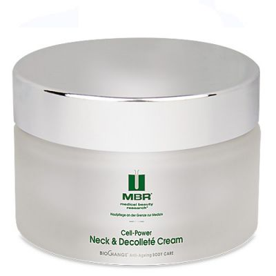 MBR BioChange® Cell-Power Neck & Decolleté Cream
