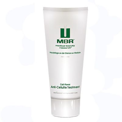 MBR BioChange® Cell-Power Anti-Cellulite Treatment 200ml