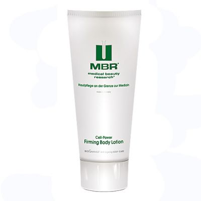 MBR BioChange® Cell-Power Firming Body Lotion 200ml