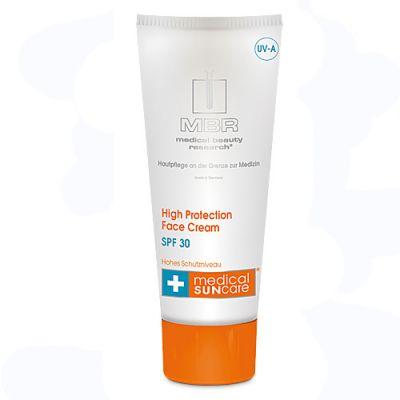 MBR medical SUN care® High Protection Face Cream SPF 30