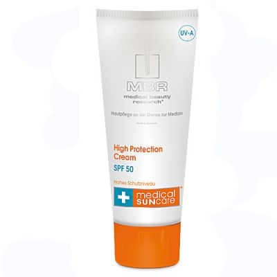MBR medical SUN care® High Protection Cream SPF 50