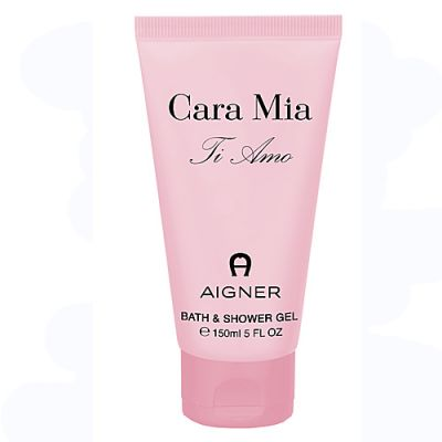 Aigner Cara Mia Ti Amo Shower Gel 150ml