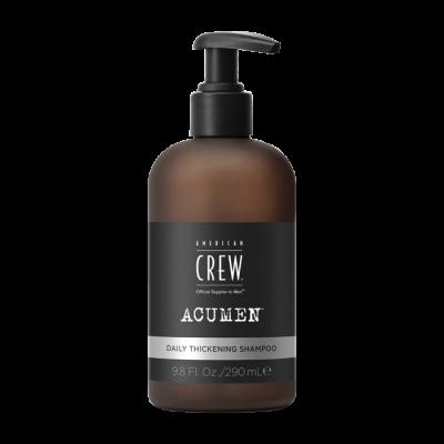 American Crew Acumen Daily Thickening Shampoo 290ml