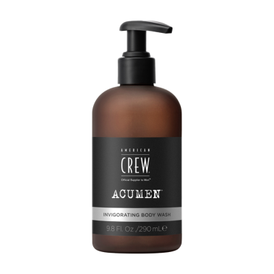 American Crew Acumen Invigorating Body Wash 290ml