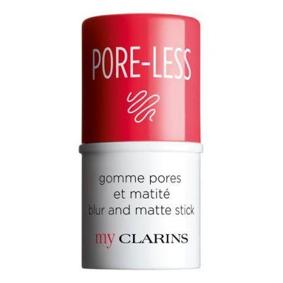 My Clarins PORE-LESS blur ans matte stick 3,2g