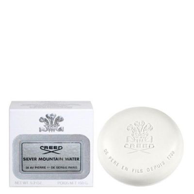 Creed Silver Mountain Water Soap 150g
