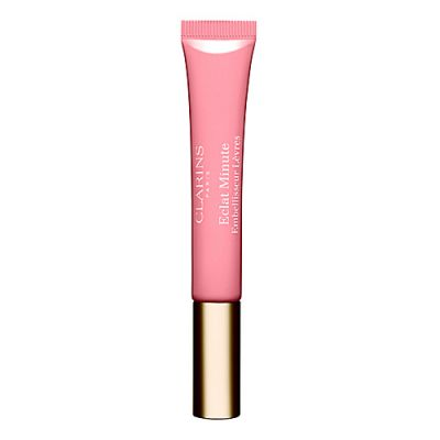 Clarins Natural Lip Perfector : 01 Rose Shimmer