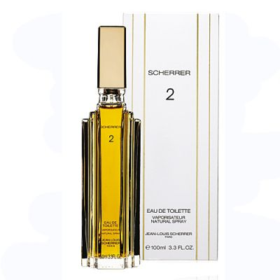 Jean-Louis Scherrer 2 Eau de Toilette Spray 100ml