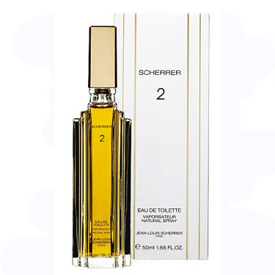 Jean-Louis Scherrer 2 Eau de Toilette Spray 50ml
