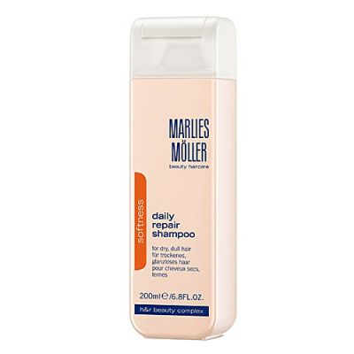 Marlies Möller Essential Softness Daily Repair Shampoo 200ml