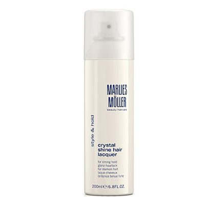 Marlies Möller Essential Style & Hold Crystal Shine Hair Lacquer 200ml
