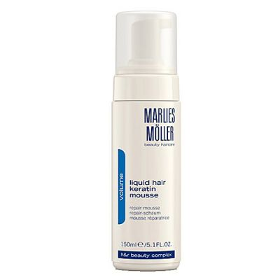 Marlies Möller Essential Volume Liquid Hair Keratin Mousse 150ml
