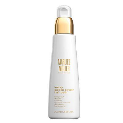 Marlies Möller Luxury Golden Caviar Hair Bath 200ml
