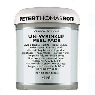 Peter Thomas Roth Un-Wrinkle® Peel Daily Preb Pads 60 Stück